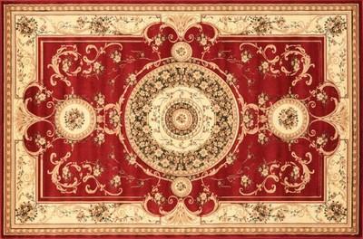 Dywan Turecki Yesemek 6548A Red 160 x 220 | ŚD