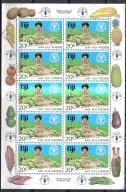 FIDŻI kwiaty rośliny owoce FAO Mi:443KB**