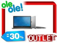 OUTLET! LAPTOP DELL I7-6500 8GB 1TB M335 W10 16:9!