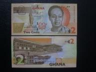 GHANA - 2 CEDIS 2013,UNC