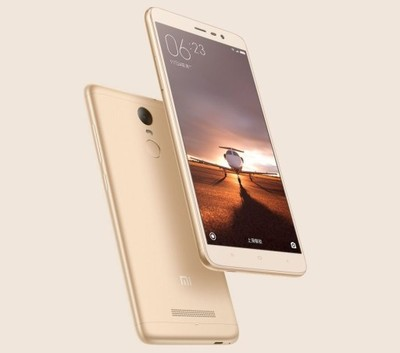 Xiaomi Redmi Note PRO 3 3/32GB LTE B20, WERSJA EU!