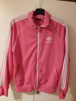 bluza adidas różowa allegro