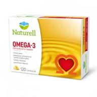 NATURELL Omega-3 120kaps.
