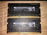 Apple Micron 2x4GB 204-pin PC3L-14900S (1867 MHz)