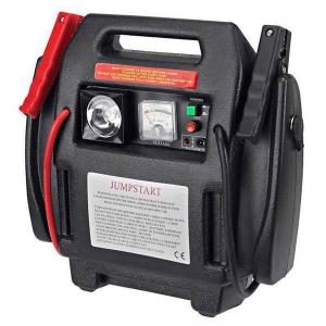Przenośny akumulator rozruchowy z kompresorem 12 V
