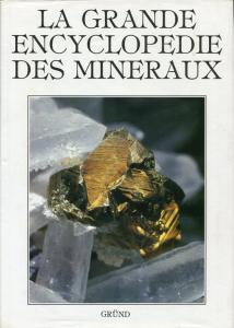 La Grande Encyclopedie des Mineraux / minerały