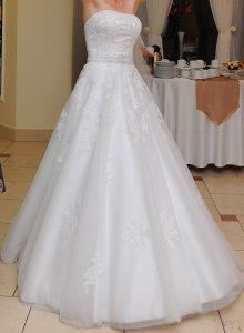 Suknia ślubna Annais Bridal Suzanne Rozm 36 6488388621