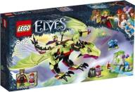 LEGO ELVES Zły Smok Króla Goblinów  41183