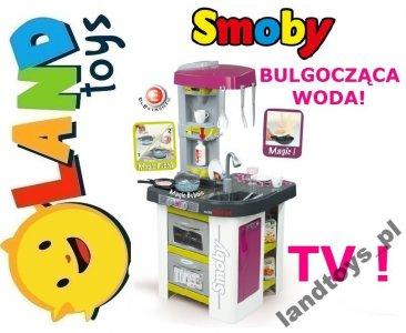 311006 Smoby Kuchnia Mini Tefal Studio Bubble Woda