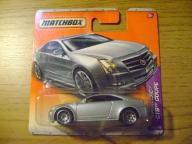 Matchbox Cadillac CTS Coupe No 32/75
