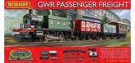 kolej HORNBY GWR pociąg pasażersko towarowy R1138