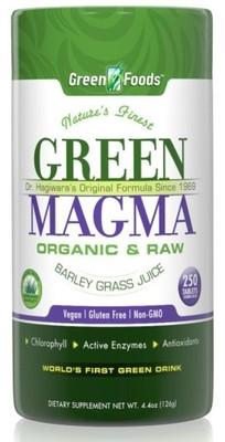 tabletki zielony jęczmień