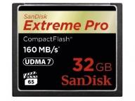 Sandisk CompactFlash Extreme Pro 32GB 160 MB/s