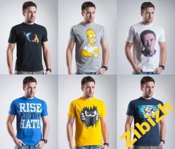 be3083148 T- shirt koszulka z własnym nadrukiem zdjęciem DTG - 5895814907 ...
