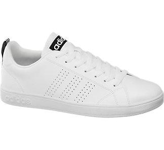oferować rabaty wysoka moda przemyślenia na temat Deichmann buty damskie Adidas Vs Advantage białe E ...