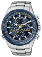 CITIZEN ECO DRIVE AT8020-03L BLUE ANGELS RADIO CR