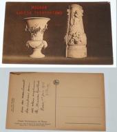 Stara pocztówka, Muzeum arch. w Namur - WAZY