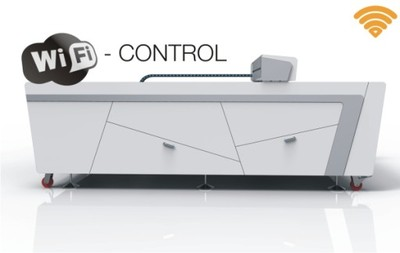 Bodor BCL 1530B 1500x3000mm 100W - Ploter laserowy