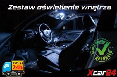 SEAT LEON II - Zestaw oświetlenia LED! MEGA MOCNE!