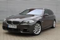 BMW F10 530D 2012 M-PAKIET HEAD_UP DISTRONIC