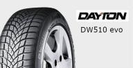 Dayton DW510 EVO 205/55R16 91 H ŁÓDŹ CENTRUM