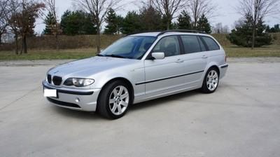 Bmw E46 330d Touring 2003 130tys Przebieg Salon Pl 6774794274