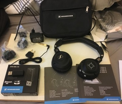 4b59ea884ce Sennheiser MM 550-X Travel + BTD 500 USB - 6795670377 - oficjalne ...