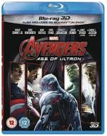 Avengers Age of Ultron [Blu-ray 3D] [Region Free]