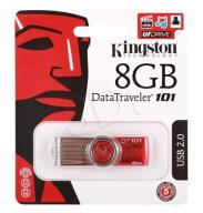 Kingston Flashdrive DataTraveler 101 G2 8GB USB 2.