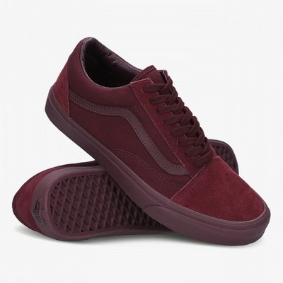 vans old skool bordowe 39
