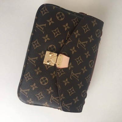 e2e2e5f57 Torebka Louis Vuitton Pochette Metis Monogram - 6674689188 ...