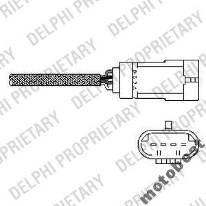 SONDA DELPHI ES 10793-12B1 RENAULT CLIO SCENIC
