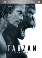 TARZAN - LEGENDA Blu-ray FOLIA