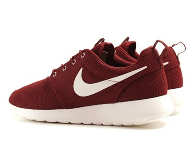 aliexpress nike roshe run damskie bordowe ce4f9 9ce16