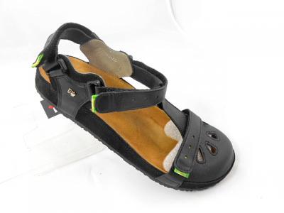 sandały profilowane damskie allegro