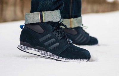 buty zimowe adidas zx casual mid