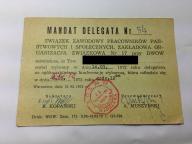 MANDAT DELEGATA NR 54 ZWIĄZEK ZAW PRACOWNIKÓW (2)