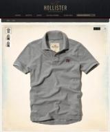 HOLLISTER by ABERCROMBIE POLO //ORYGINAŁ