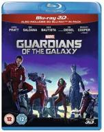 Guardians Of The Galaxy [Blu-ray 3D + Blu-ray] [Re