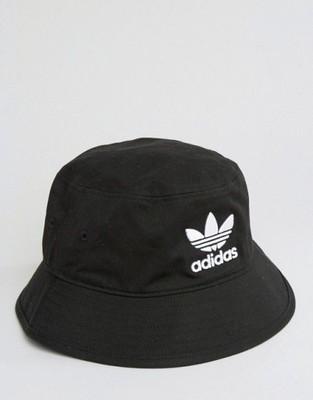 17b18f0717468 2907N ADIDAS kapelusz damski BUCKET czarny - 6921590411 - oficjalne ...