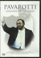 Luciano Pavarotti / Legends In Concert - DVD