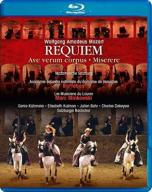 Wolfgang Amadeus Mozart Requiem - Ave verum corpus