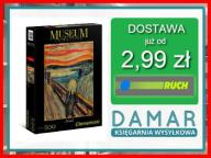 PUZZLE MUSEUM COLLECTION THE SCREAM 500  PROMOCJA