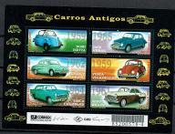 1410 ** czyste Brazylia 3158/63 samochody osobowe