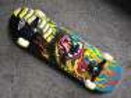 Deskorolka skateboard Powell Golden Dragon