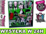 MONSTER HIGH STWÓRZ POTWORA GARGULEC WAMPIR X3725