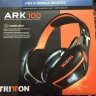 Słuchawki dla gracza ARK 100 PS4 TRITTON