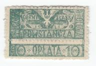 0620 Plebiscyt Górny Śląsk - Poczta Zielona ** zb.