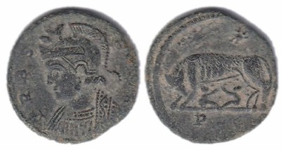 128(11) - Rzym,Constantinus