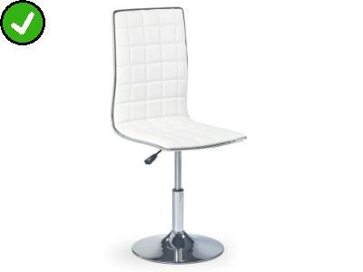 Fotel / hoker K157 krzesło barowe K-157 eco skóra